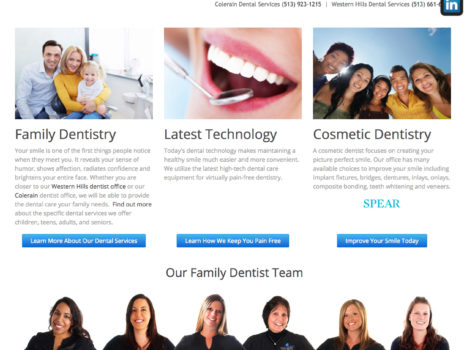 Cincinnati Area Dentist