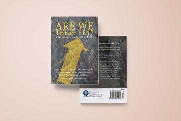 Are We There Yet Book Design