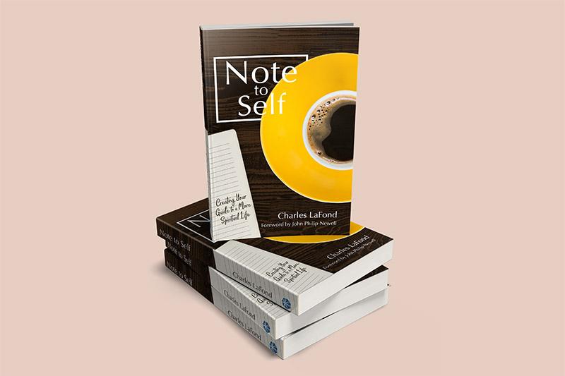 Note to Self Book Design