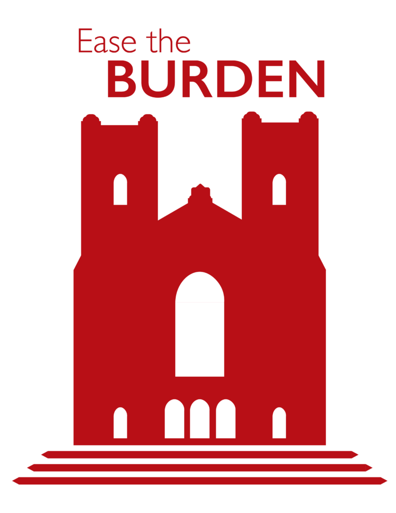 Campaign logo for St John's Cathedral in Denver, CO